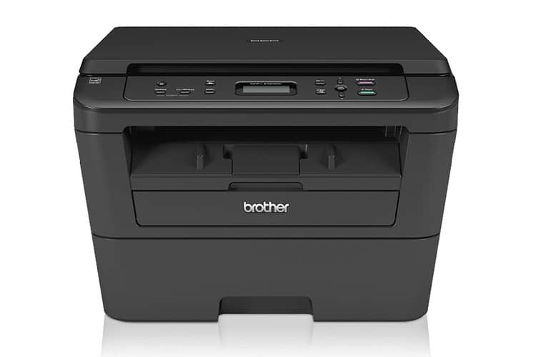Brother DCP-L2520DW test