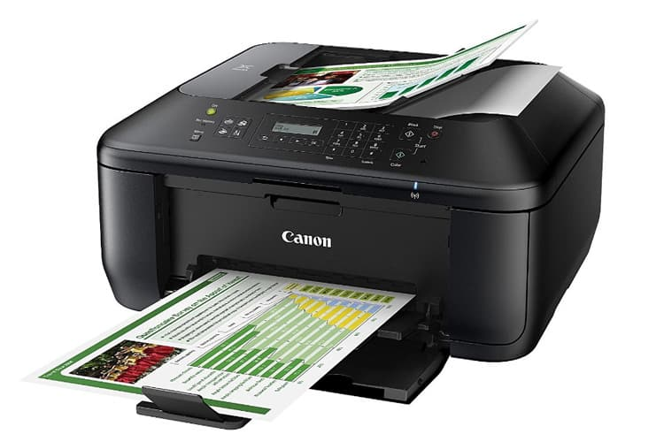 Canon Pixma MX475 imprimante à jet d'encore couleur connectée