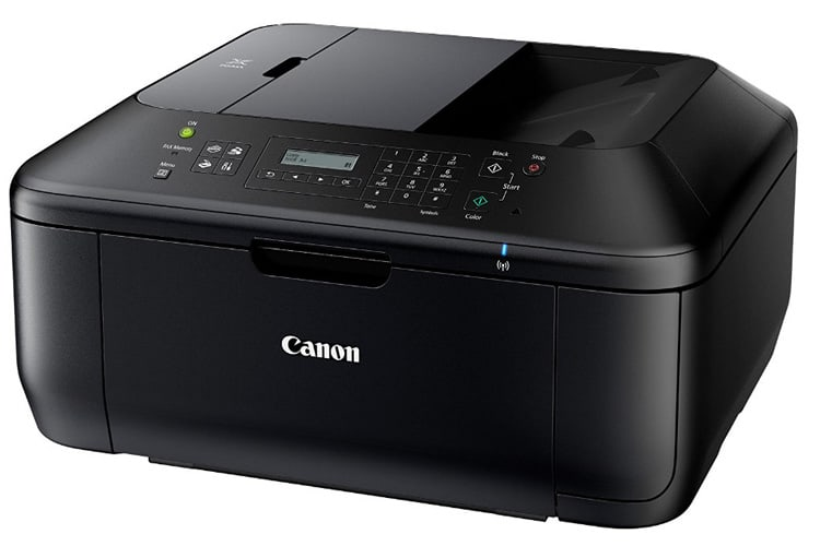 Canon Pixma MX475 test