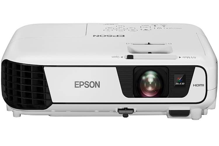 Epson EB 3LCD vidéoprojecteur LED