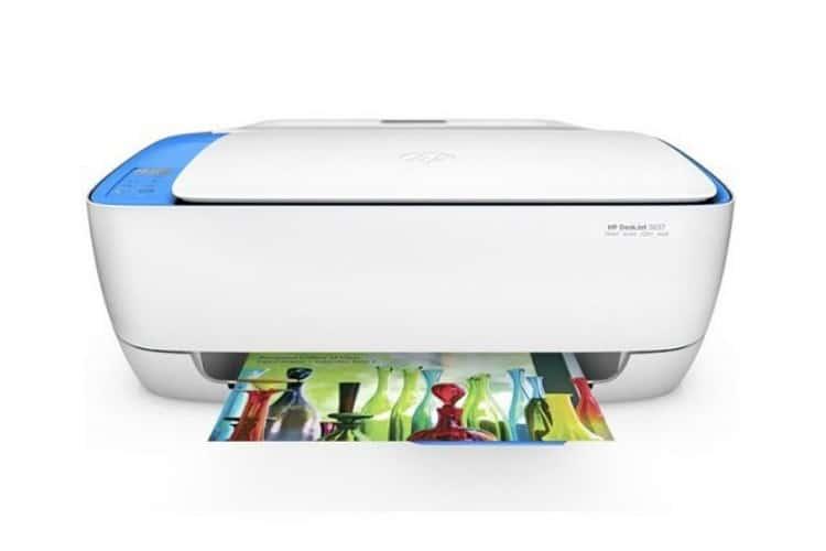 HP Deskjet 3637 imprimante à jet d'encre Wifi