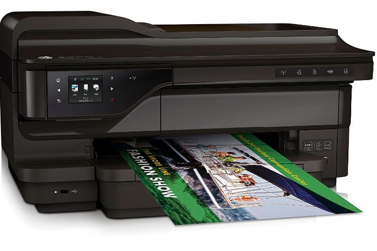 HP OfficeJet A3 7612 test