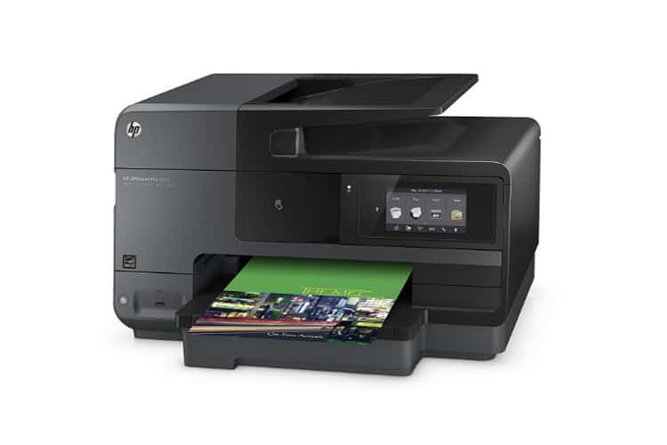HP OfficeJet Pro 8620 test