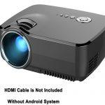 Honyi GP70 vidéoprojecteur LED