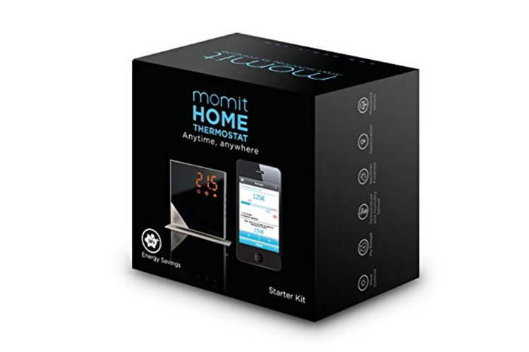 Momit Home Thermostat MHTSV1 test