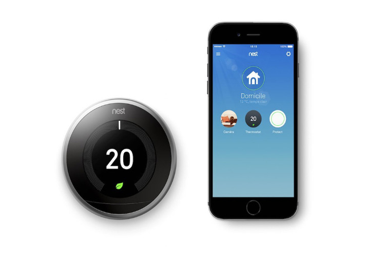Nest Learning Thermostat test