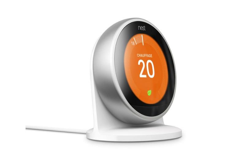Nest Learning Thermostat avis