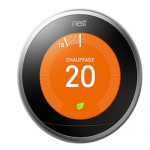 Nest Learning Thermostat connecté