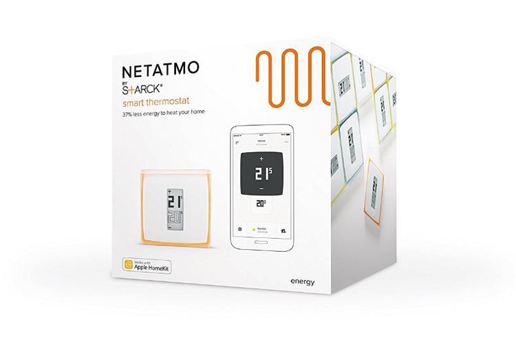 Netatmo NTH01-EN-EU test