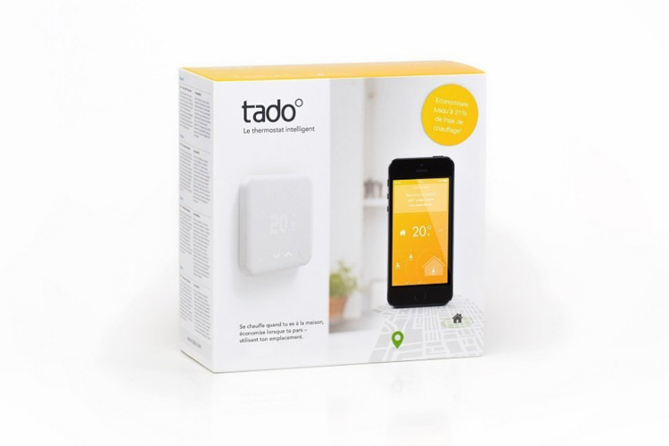 Tado° TADSTV2 Thermostat connecté