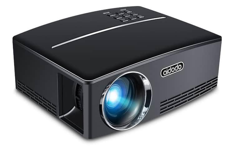 Toquibo T909 vidéoprojecteur LED
