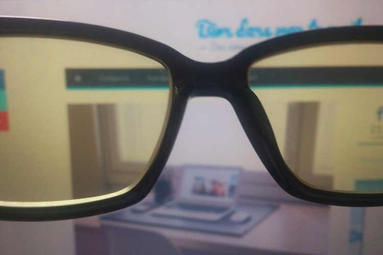 avis lunette anti lumière bleue