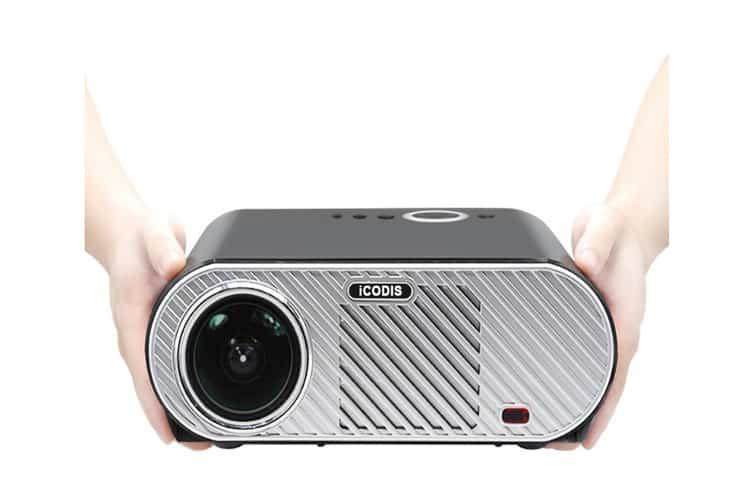 iCodis G6 vidéoprojecteur LED
