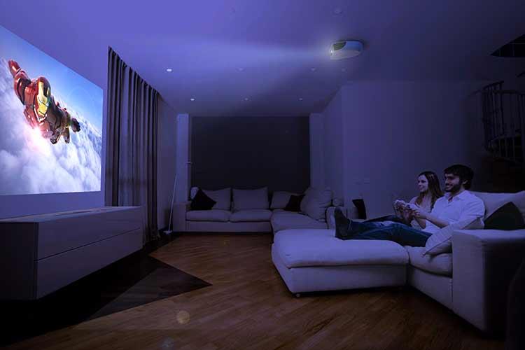 vidéo projecteur pas cher