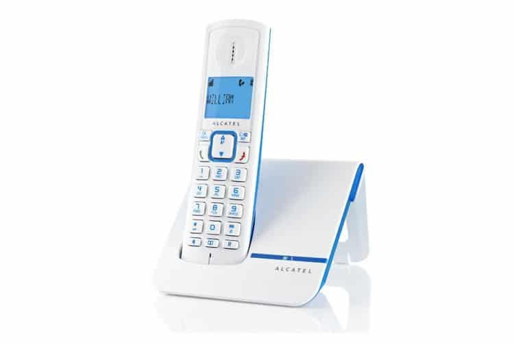 Alcatel Versatis F230 Téléphone sans fil