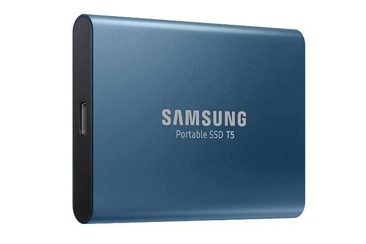 Samsung Portable SSD T5 avis