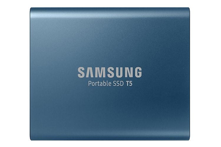 Samsung Portable SSD T5 disque dur externe