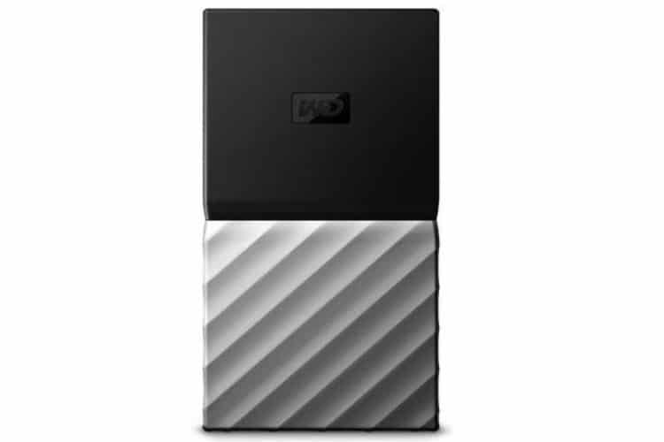 western digital mypassport ssd test complet et avis de la r daction. Black Bedroom Furniture Sets. Home Design Ideas