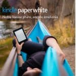 Amazon Kindle Paperwhite liseuse