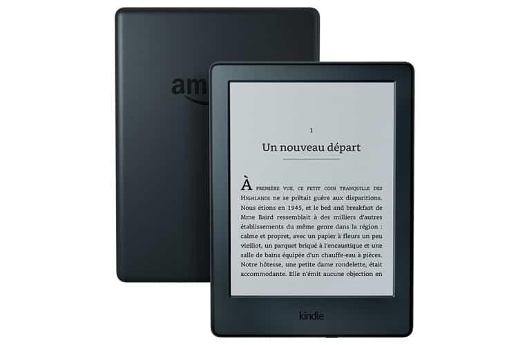 Amazon Kindle avis