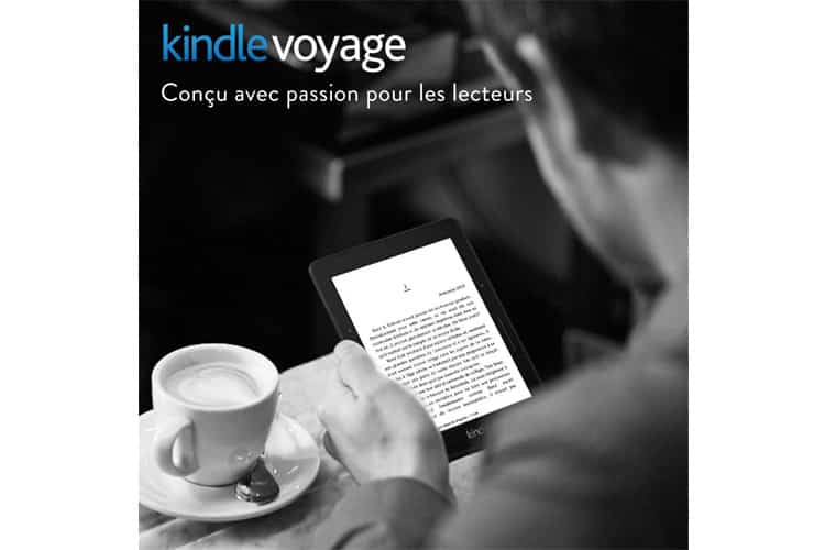 Amazon Kindle Voyage liseuse