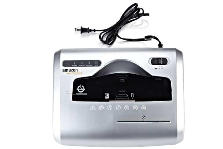 AmazonBasics AU1226XB test