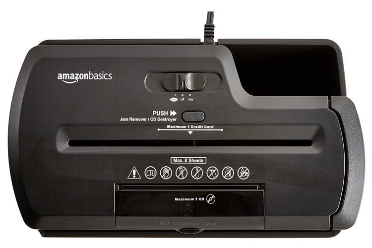 AmazonBasics PBH-55473 EU test