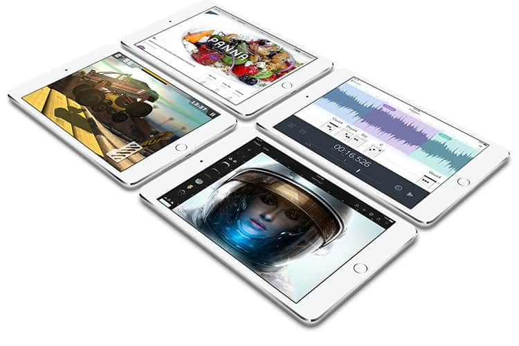 Apple iPad Mini 4 avis
