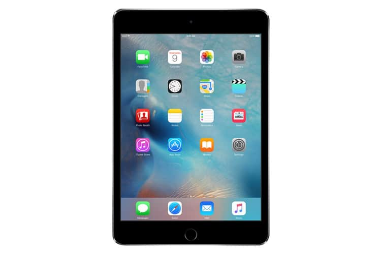 Apple iPad Mini 4 tablette tactile