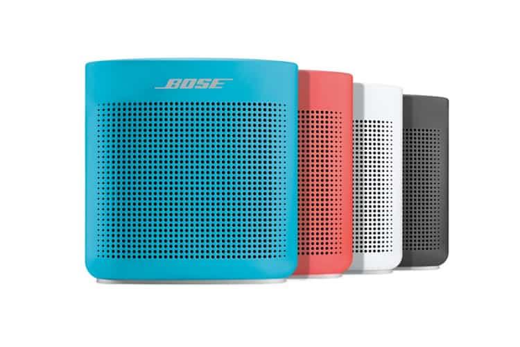 Bose SoundLink Color II test