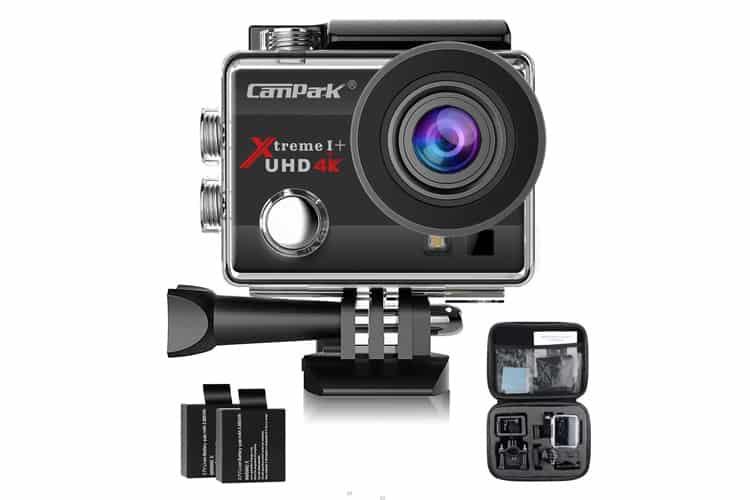 Campark ACT74 caméra sport