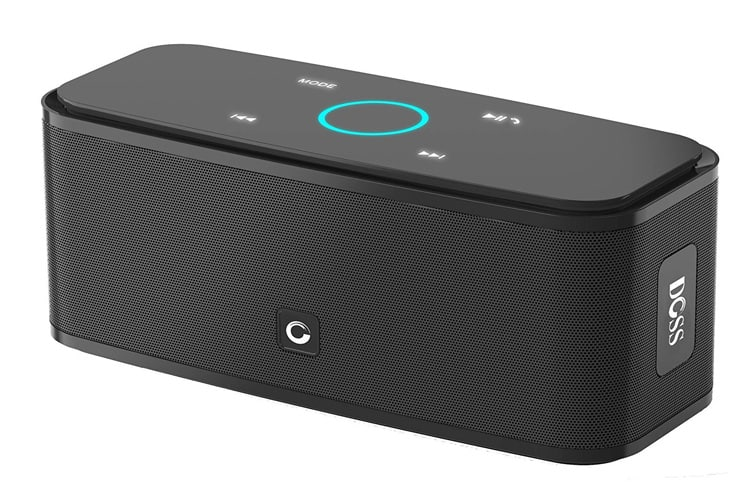Doss SoundBox noire enceinte bluetooth