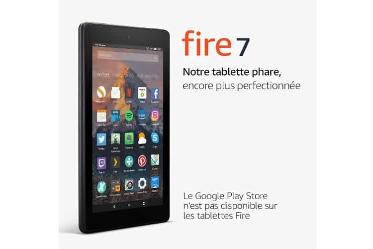 Amazon Fire 7 avis