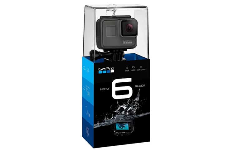 Gopro Hero Complet Et La Avis 6 – Black Caméra Test Rédaction De Sport qSUMpzV