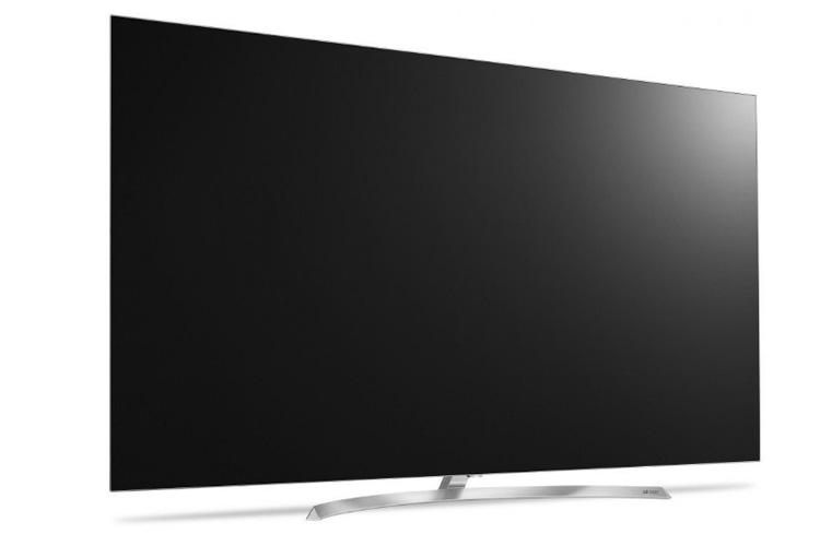 LG OLED55B7V test