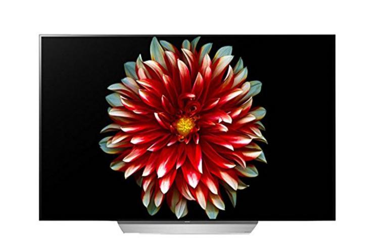 LG OLED65C7V téléviseur