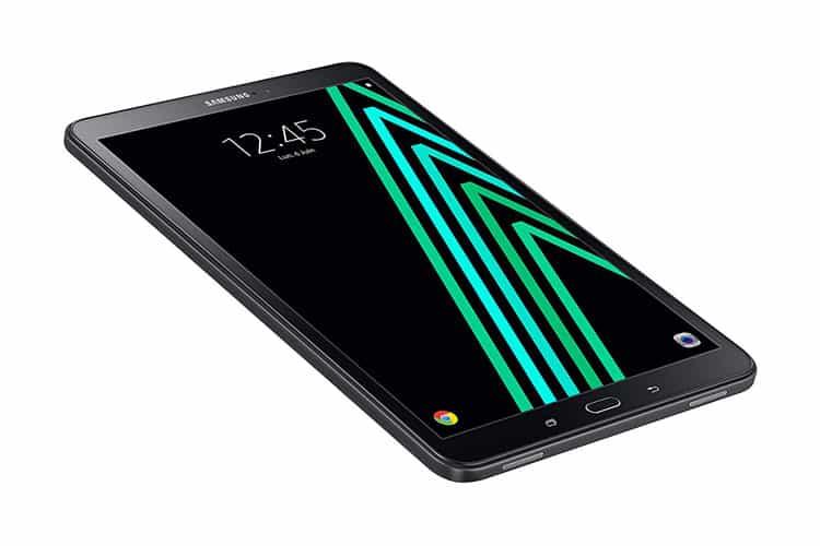 Samsung Galaxy Tab A test