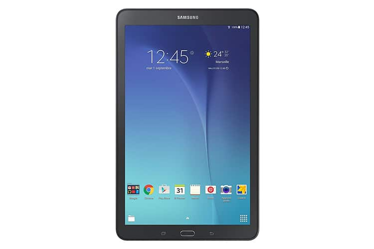 Samsung Galaxy Tab E tablette tactile