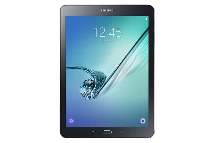 Samsung Galaxy Tab S2 tablette tactile
