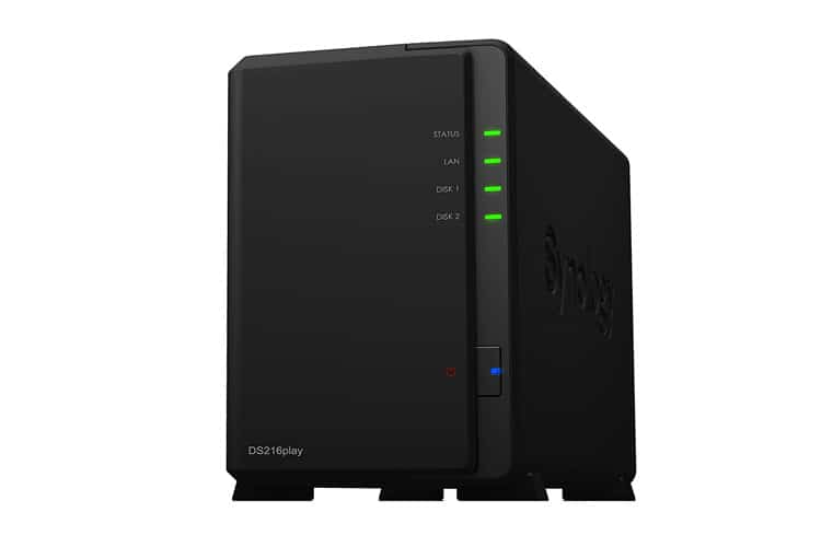 Synology DS216play serveur nas