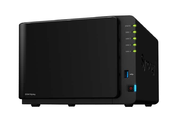 Synology DS416Play serveur nas