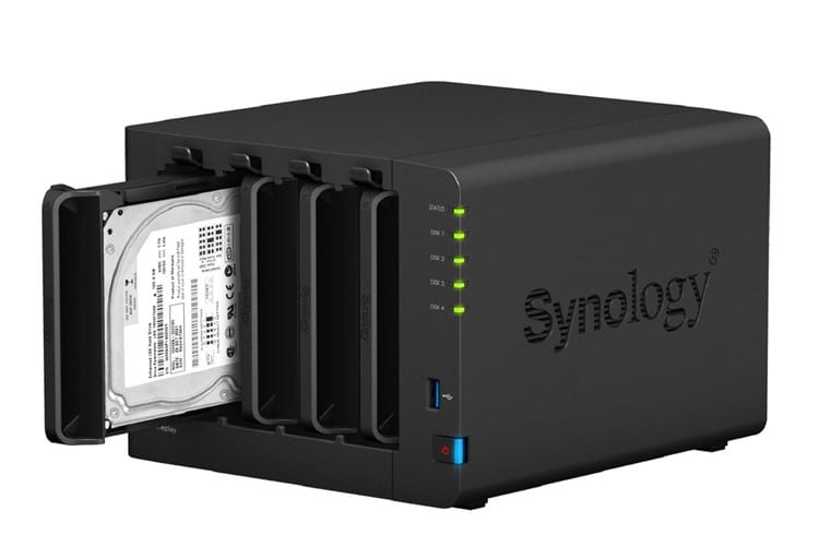 Synology DS416Play test