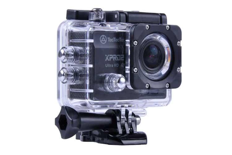 TecTecTec XPRO2BLACK caméra sport