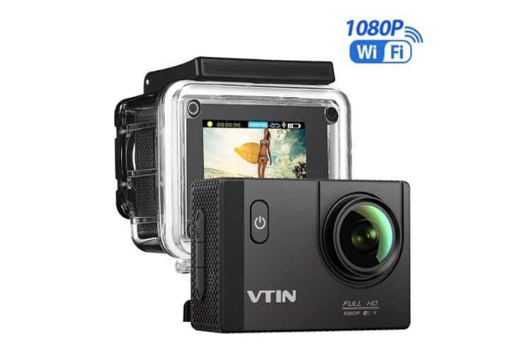 VTIN Eypro caméra sport