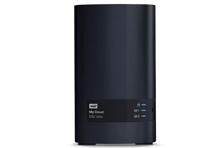 WD My Cloud EX2 Ultra serveur nas