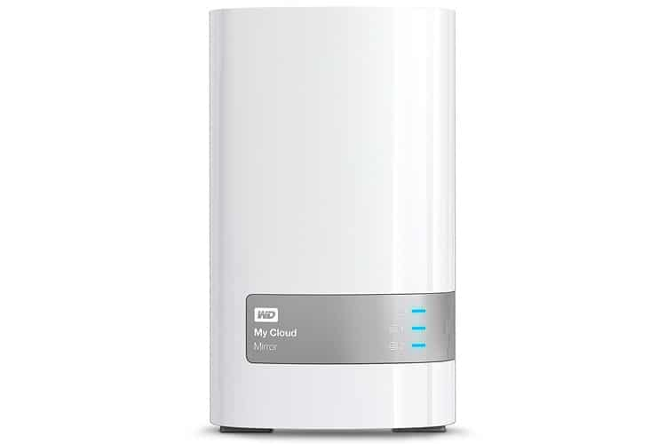 WD My Cloud Mirror serveur nas