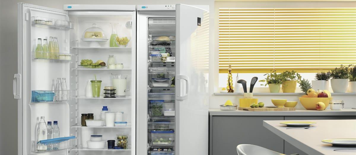 avis réfrigérateur-congélateur combinés
