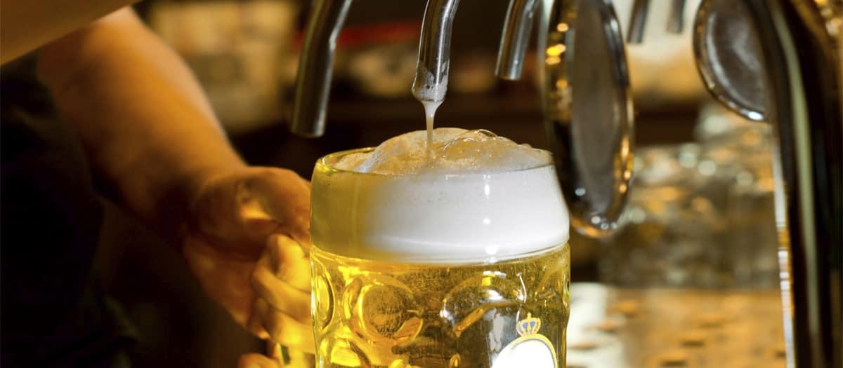 prix machine à bière