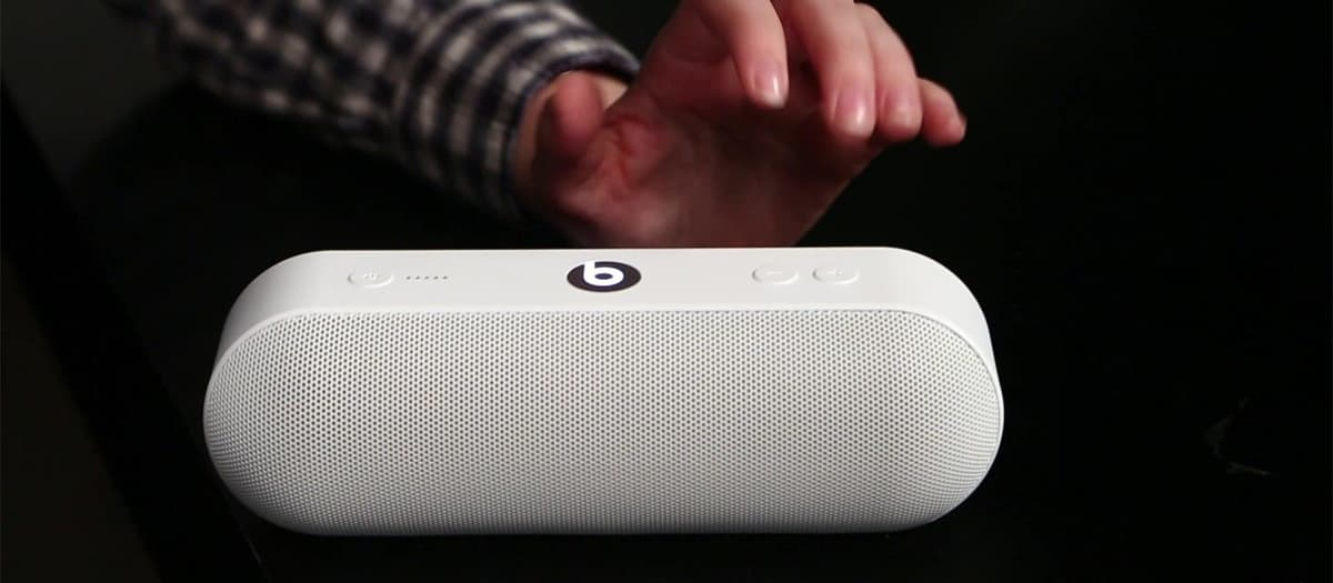test enceinte bluetooth