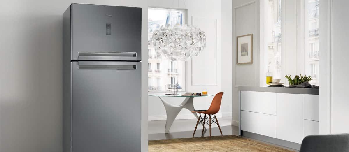 test réfrigérateur-congélateur combinés